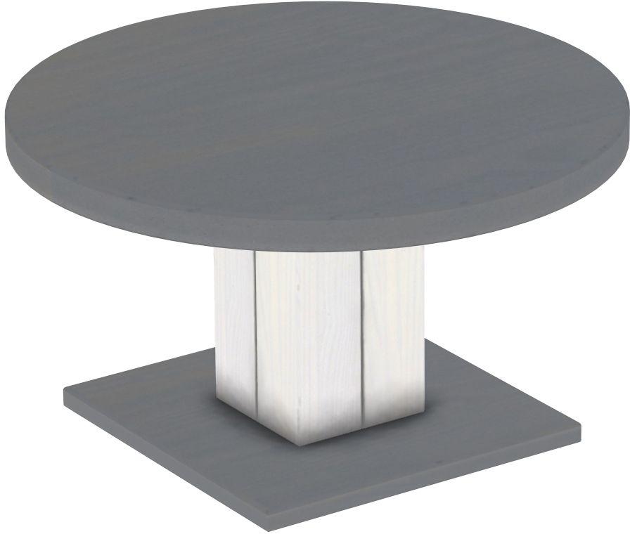 Weiss Platte Grau